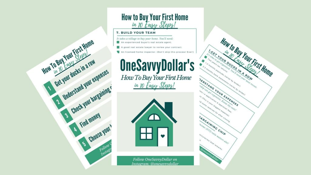 How To Buy Your First Home In 10 Easy Steps