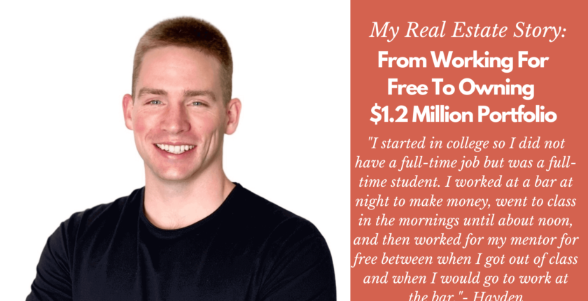 My real estate story hayden